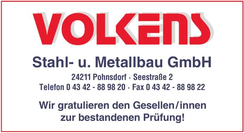 Volkens Stahl- u. Metallbau GmbH