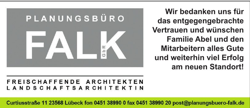 Planungsbüro Falk GbR