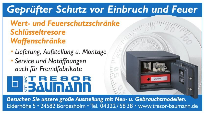 Tresor Baumann