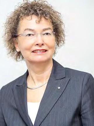 Margit Haupt-Koopmann, Chefin der Regionaldirektion Nord in Kiel