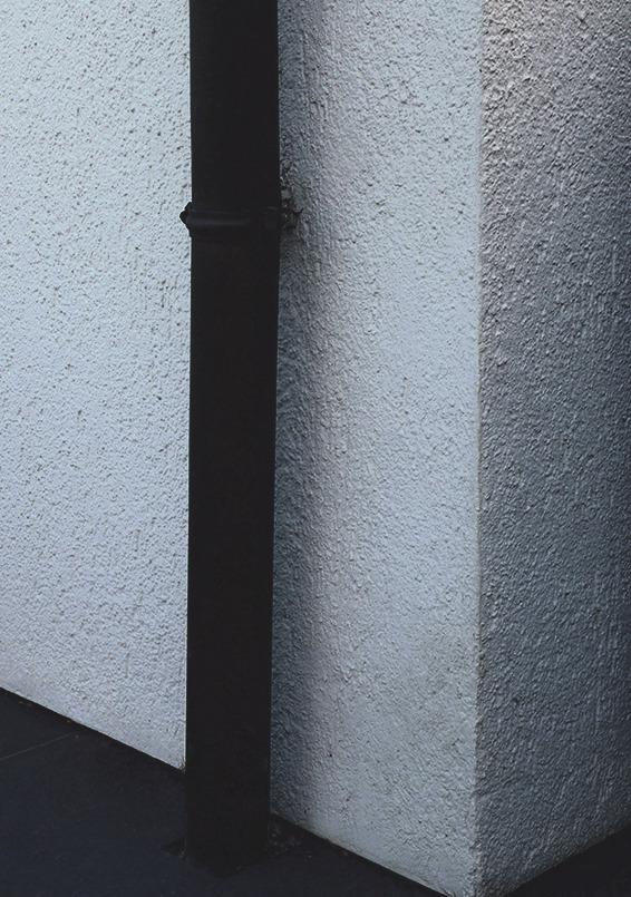 Nach der Behandlung bleibt die Fassade länger schön.