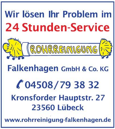 Rohrreinigung Falkenhagen GmbH & Co. KG