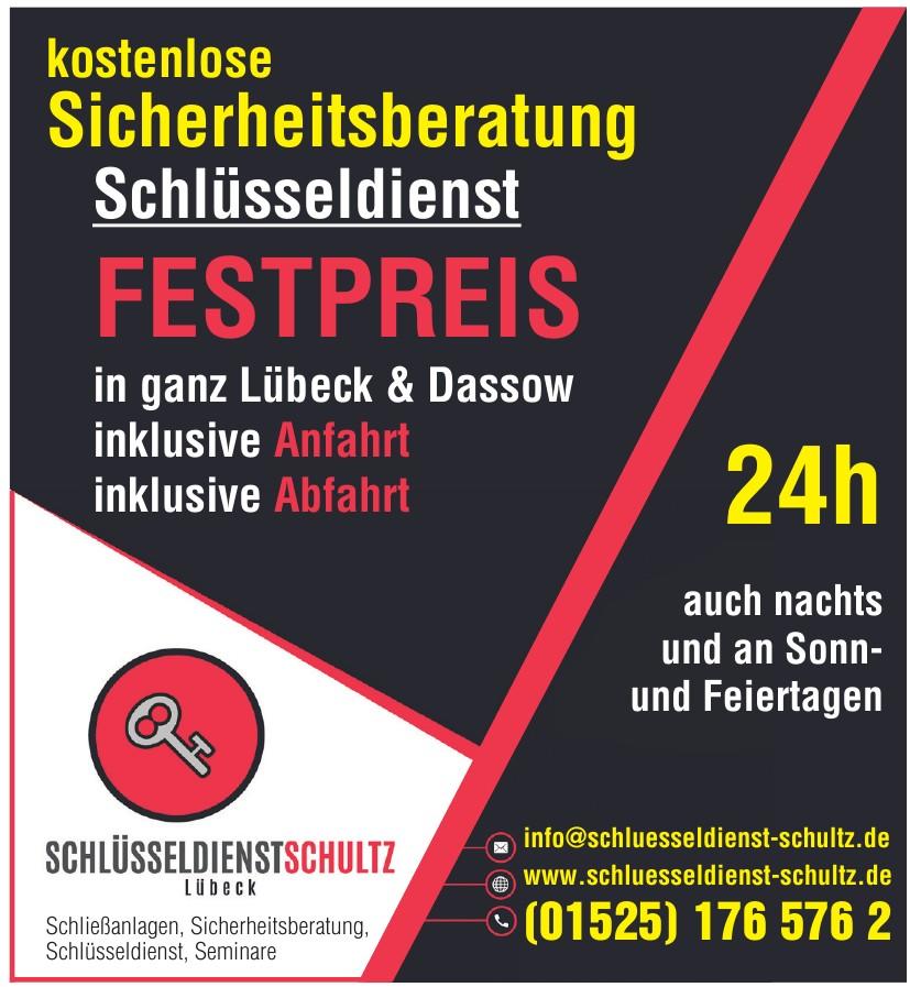 Schlüsseldienst Schultz