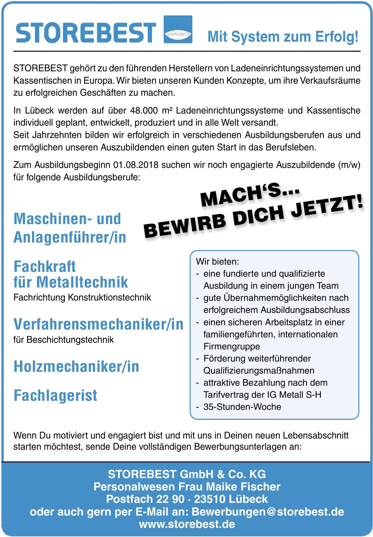 Storebest GmbH & Co. KG
