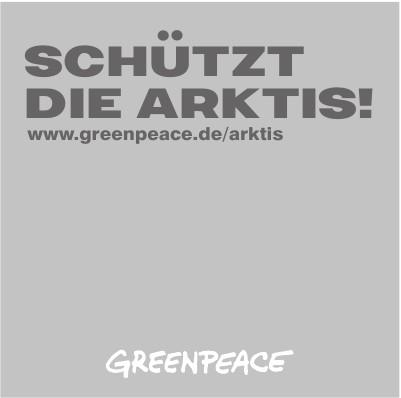 Greenpeace  - Schützt die Arktis